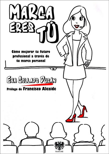 libro marca eres tú, Eva Collado Durán