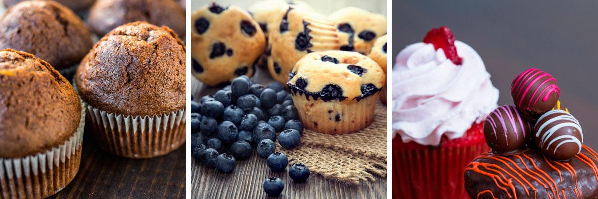 Magdalena, Muffin, Cupcacke