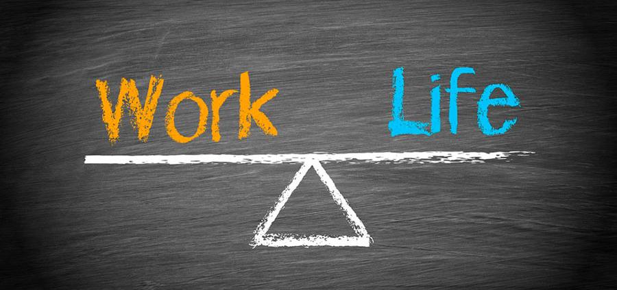 trabajas para vivir o vives para trabajar