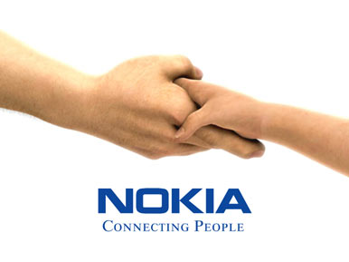 Nokia SRES Now How I Can Use The Tagline Connecting People