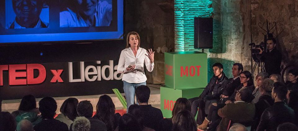 personal brand and courage in the case of Marta Reina