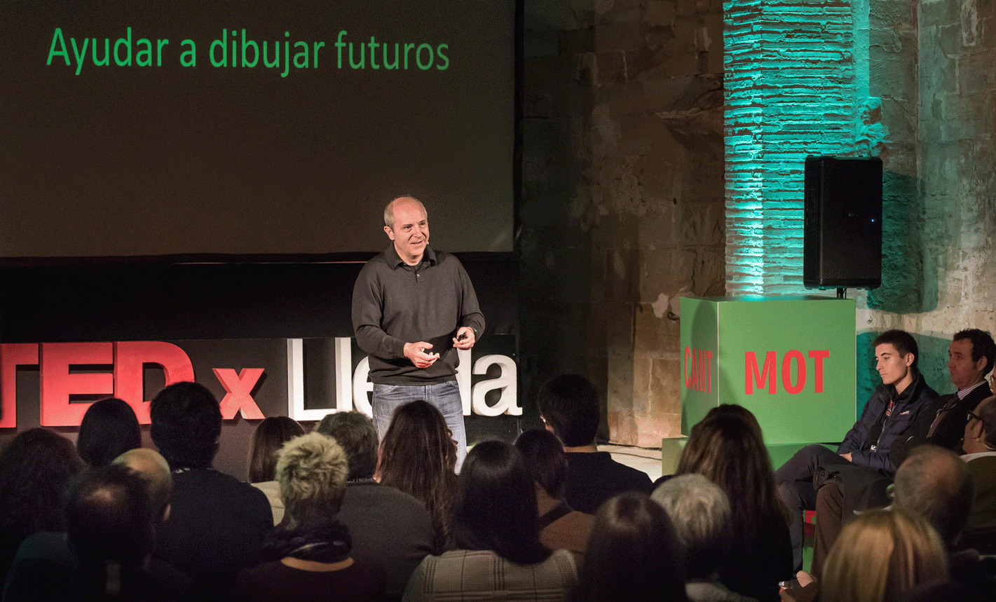 Have you discovered your superpowers? TEDxLleida with Guillem Recolons
