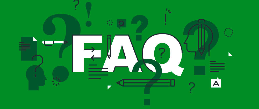frequent questions (4) personal branding