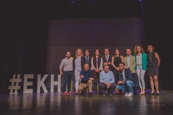 #EKHuelva18 personal brand