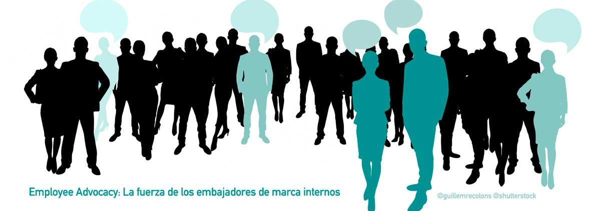 ambaixadors de marca interns