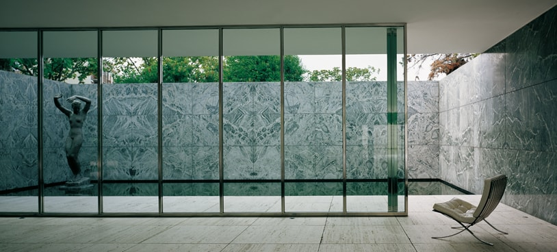 Mies van der Rohe Foundation, Barcelona