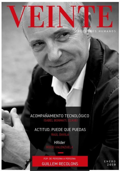 Guillem Recolons / Revista VEINTE