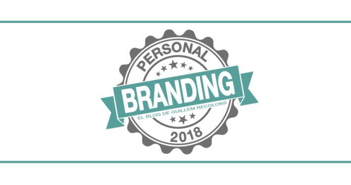 Lo mejor de 2018 en Personal Branding