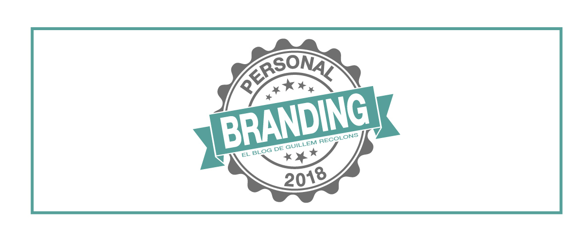 The best of 2018 in Personal Branding