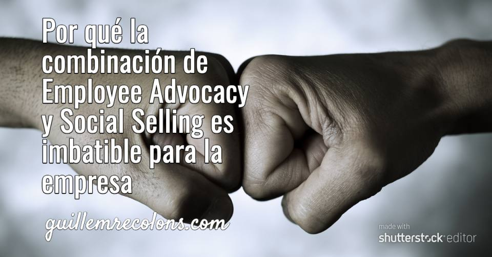 Employee Advocacy i social Selling