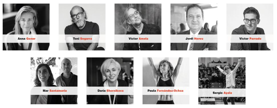 speakers TEDxEixample 2019