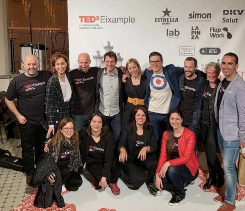 voluntaris TEDxEixample