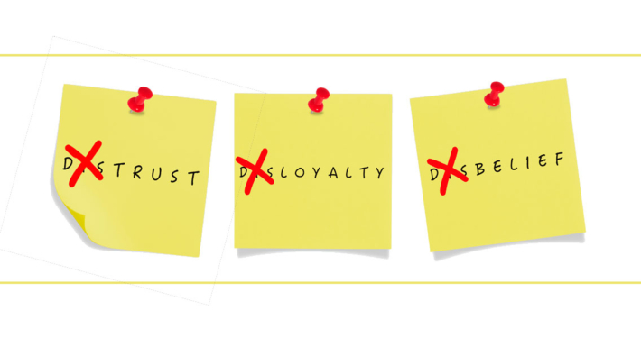 disloyalty to brands