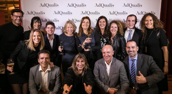 AQAwards 2020 Grup de consultors AdQualis HR