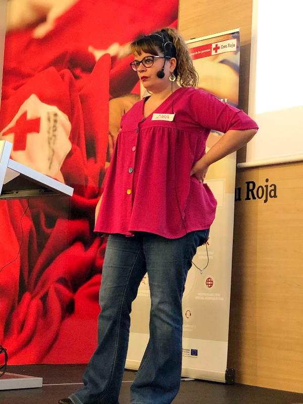 Lara Vidal / Cruz Roja