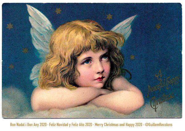 Felicitación Navidad Guillem Recolons