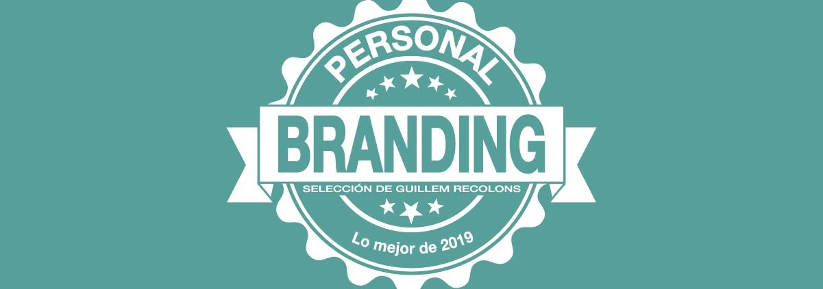 El millor de 2019 en Personal Branding