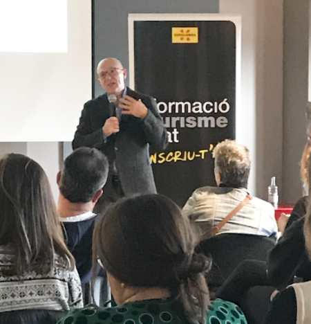 Personal Branding Talk at Catalunya Convention Bureau
