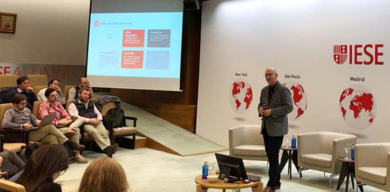 Guillem Recolons IESE Madrid EMBA 3