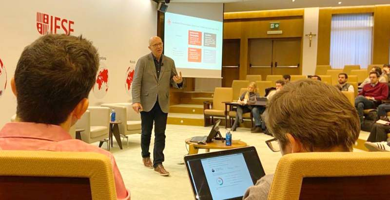 Guillem Recolons IESE Madrid EMBA 4