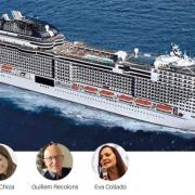 #TheBrandBoat La última locura: un workshop de Marca Personal durante un crucero por el Mediterráneo