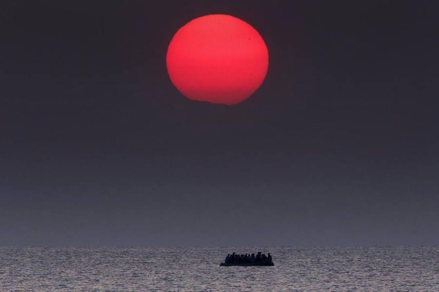 Migrant crisis. Yannis Behrakis (Reuters), 2015