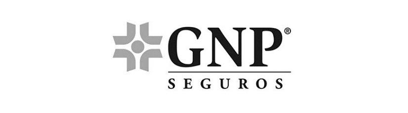 Logotip de GNP