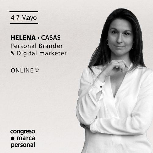 Helena Casas Marca Personal Online