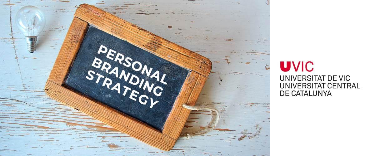 curso Personal Branding Strategy de la UVic