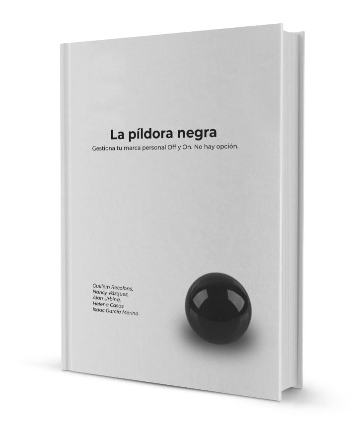 La Pildora Negra portada volumen