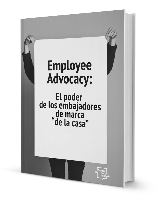 Employee Advocacy eBook per Guillem Recolons