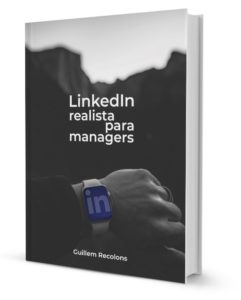 Realistic LinkedIn for Managers by Guillem Recolons 3D