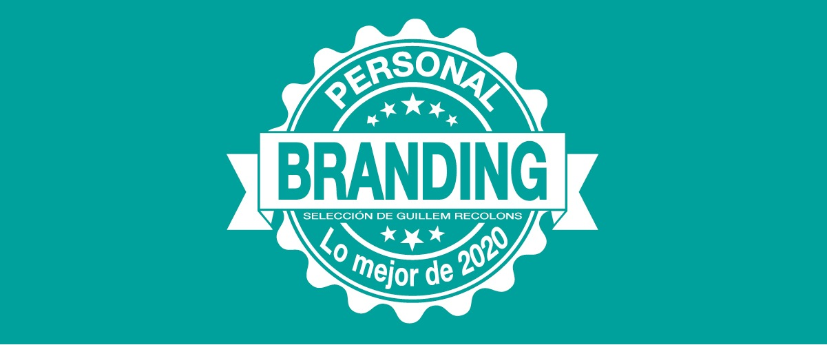 The best of 2020 in Personal Branding