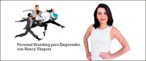 Personal branding para emprender, con Nancy Vazquez blog