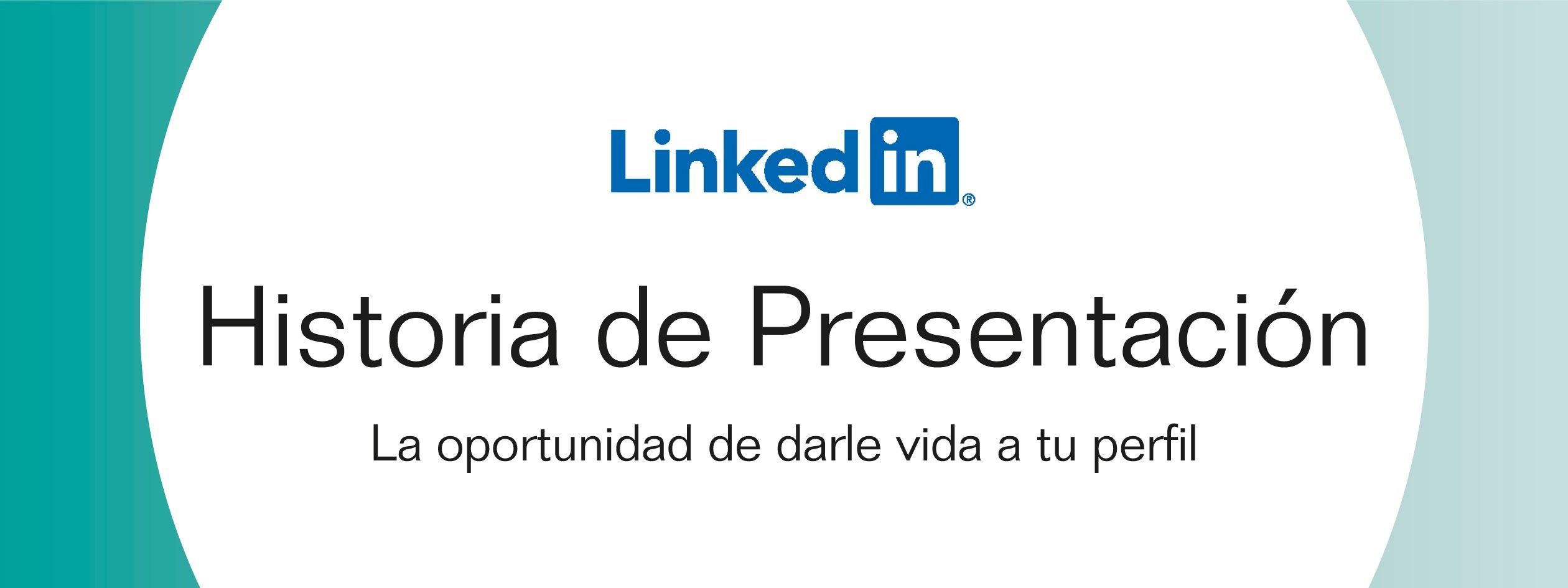 Historia de Presentación en LinkedIn por Guillem Recolons
